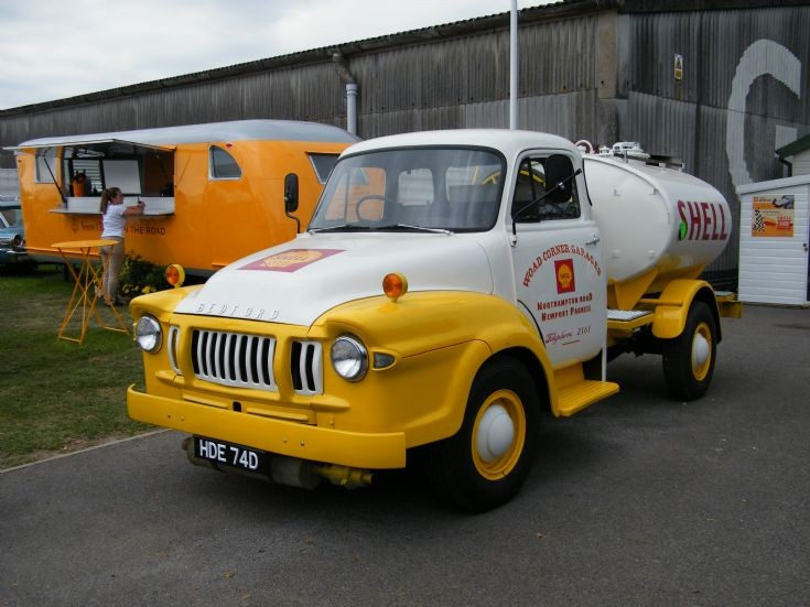 Shell Bedford