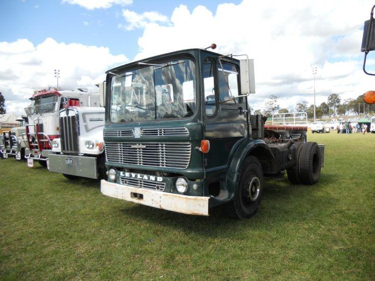 Leyland Mandator