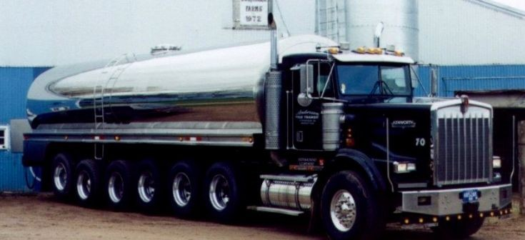 97 KW / 7000 Gallon