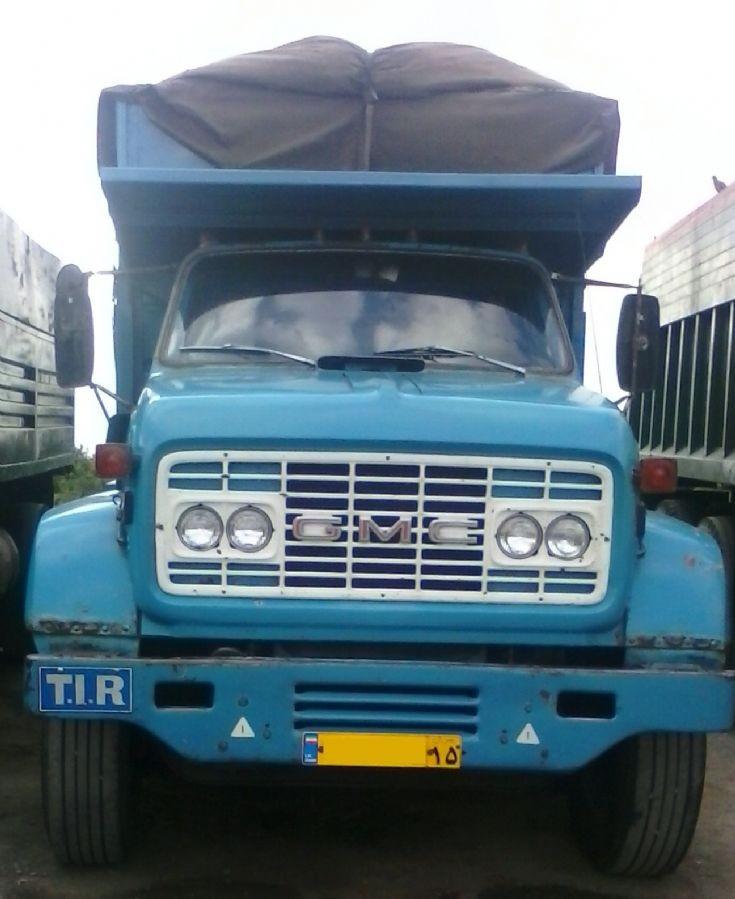 GMC 7500-Diesel