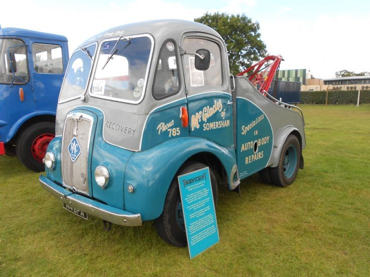 Thornycroft Breakdown Truck