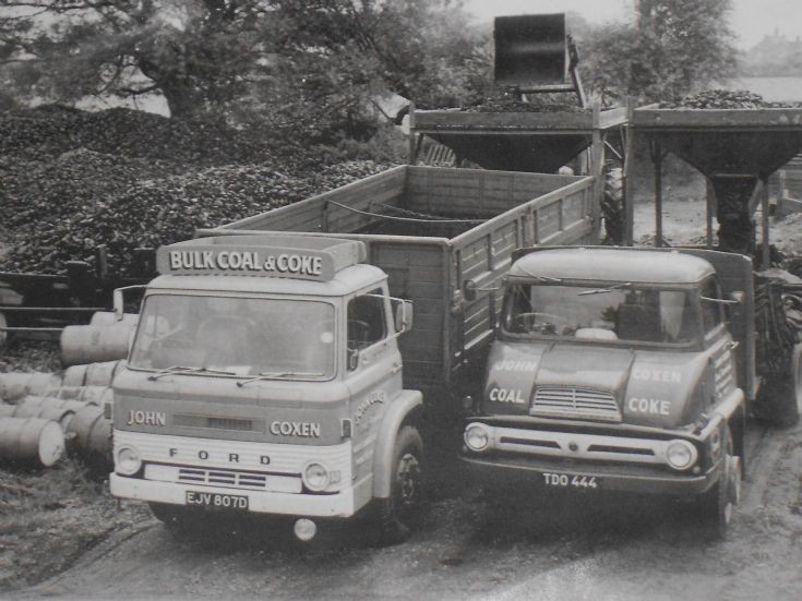 Ford D Series and Thames Trader