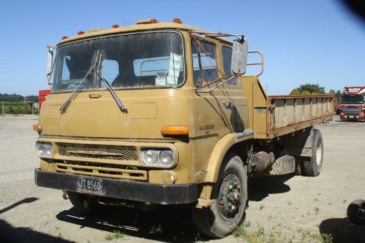 1973 Fuso T93