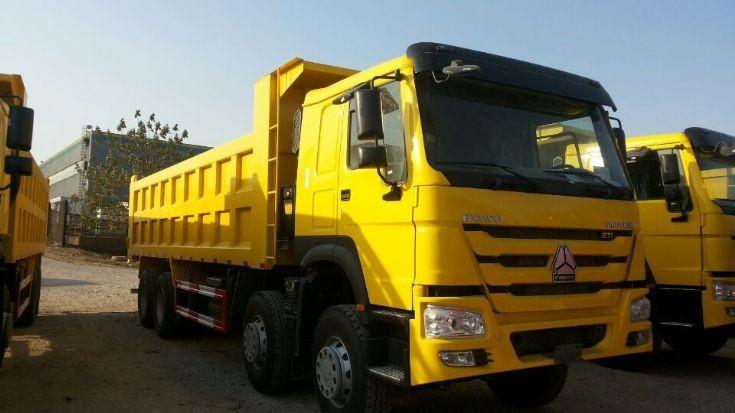 Sinotruk HOWO tipper truck/ dump truck
