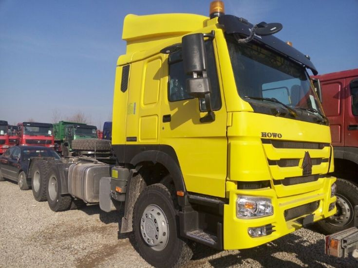 HOWO tractor truck/prime mover