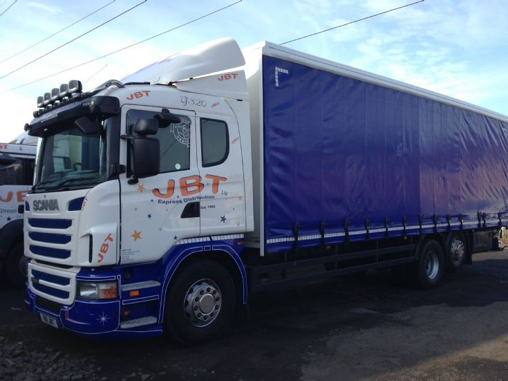 Truck Photos - Scania r Cab 320 6x2