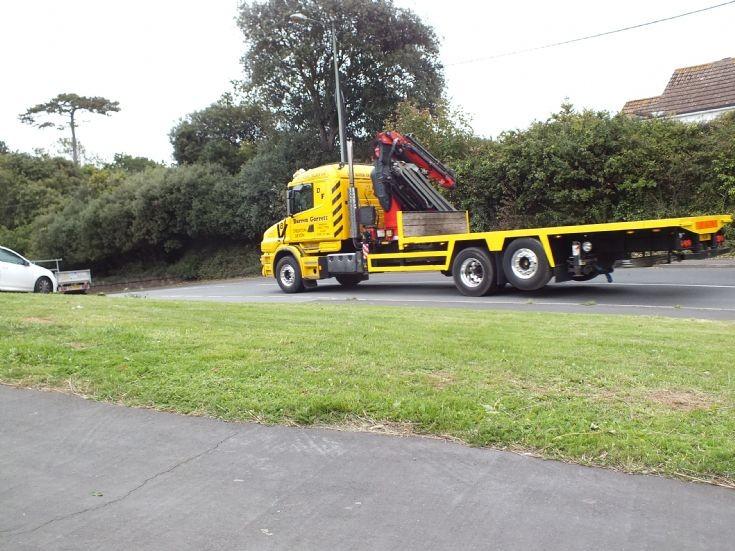Scania 164G 580 V8 Darren Gorrett Ltd
