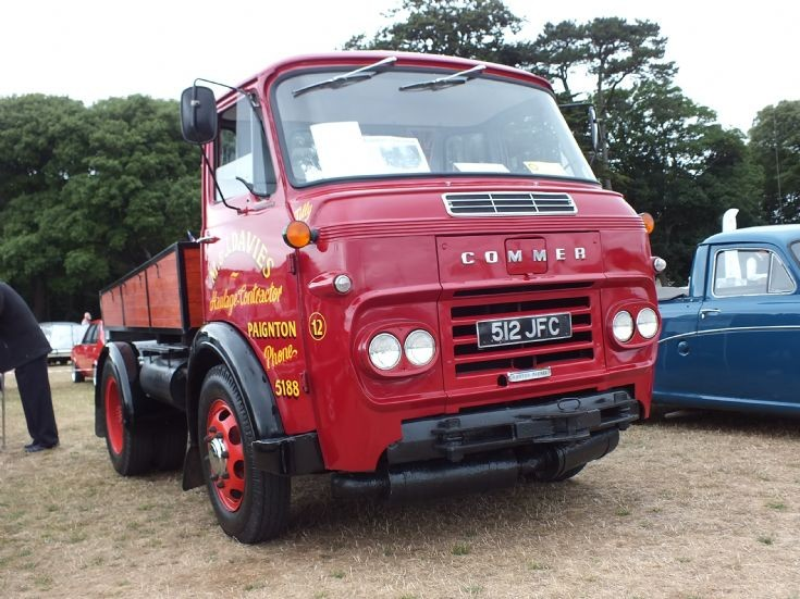 Commer TS 3