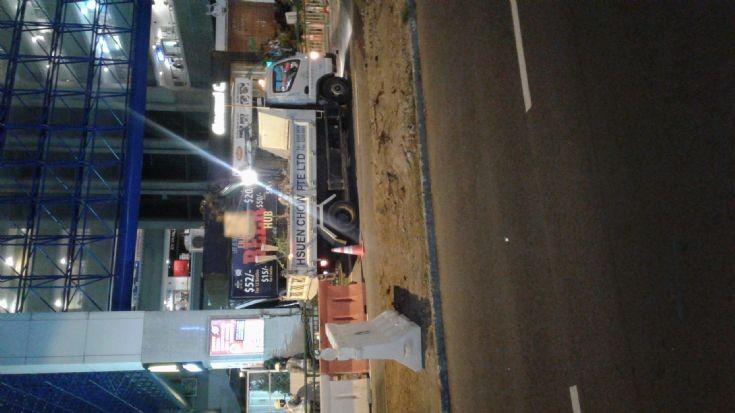 Mitsubishi Fuso Canter Dump truck