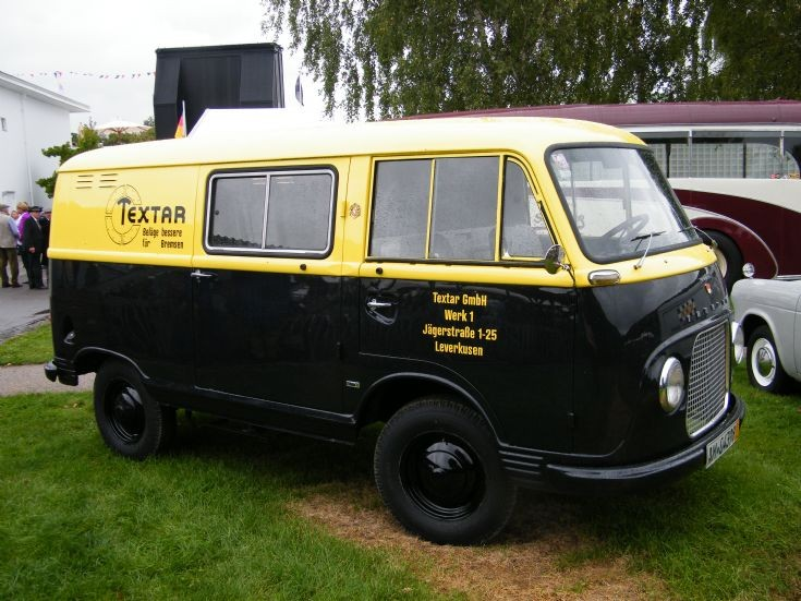 Ford of Germany Taunus Transit