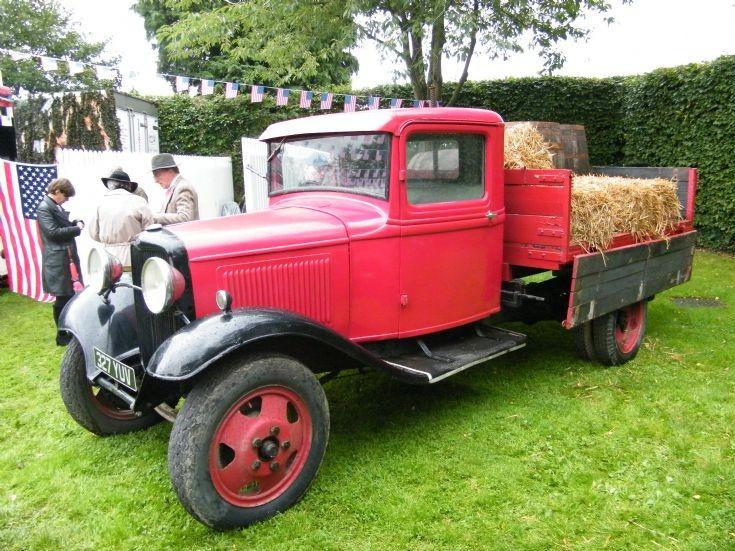 Fordson truck