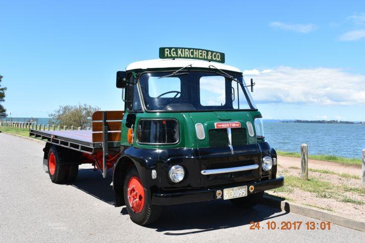 Austin 245F