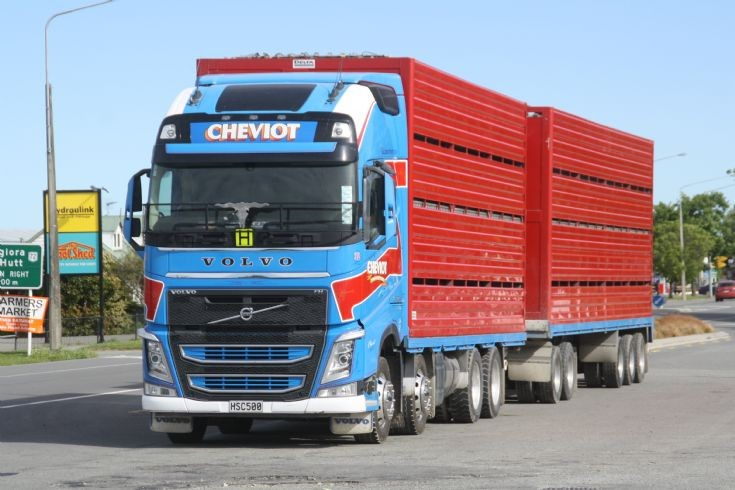 Volvo FH Stock Liner