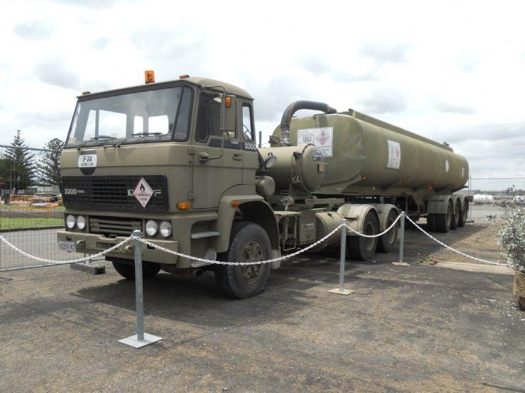 DAF Tanker