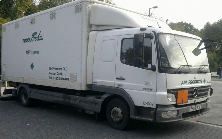 Mercedes 1018