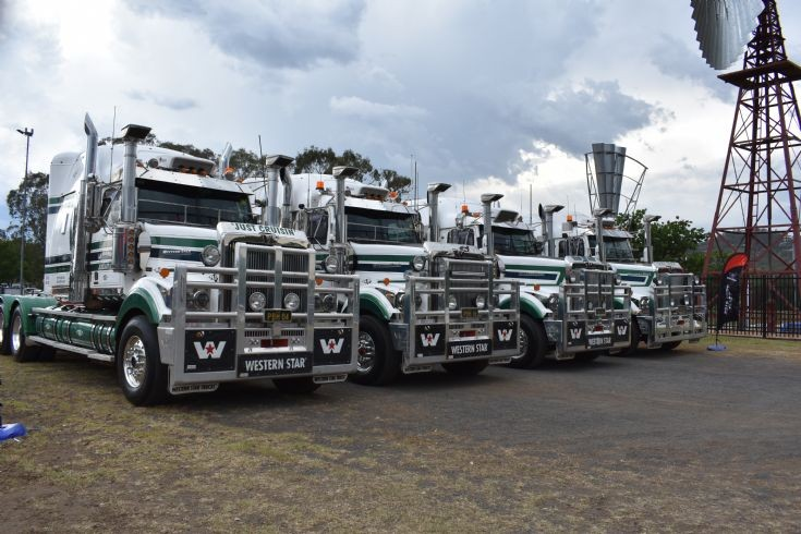 Western Stars at Toowoomba