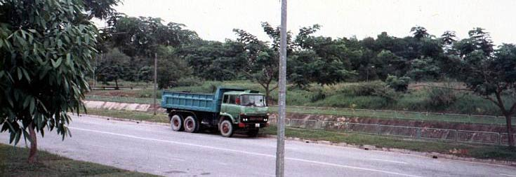 Photo of Hua Tiong Contractor Mitsubishi Fuso Dump Truck