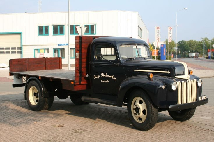 Trucks Image Library