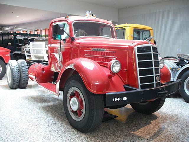 1948 Mack Truck : Truck photos mack eh gatton queensland nice