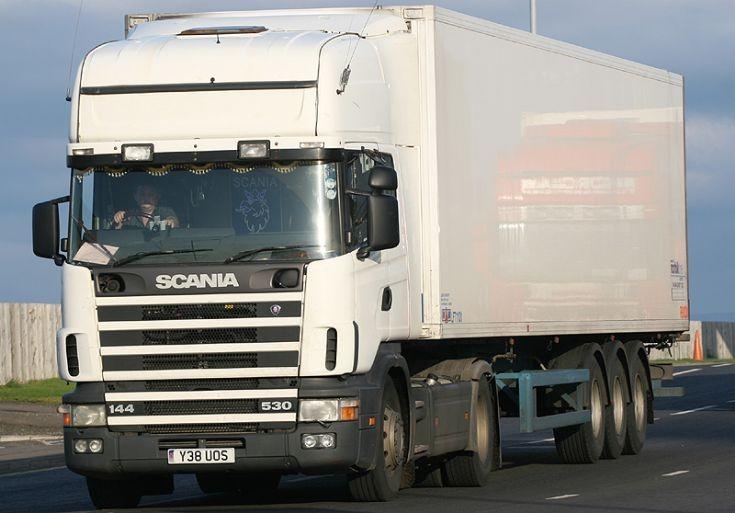 Scania R144 4x2 530 Topline