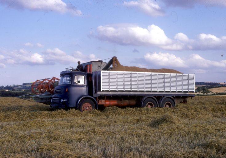 1960s Albion Riever Grain lorry