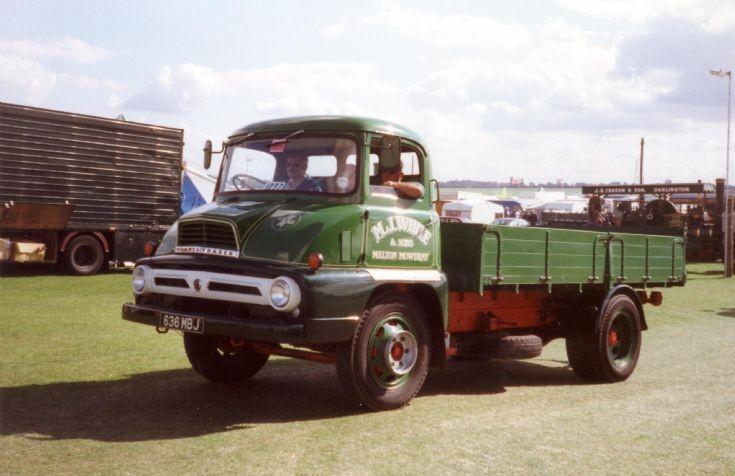 1962 Ford 4D Thames Trader