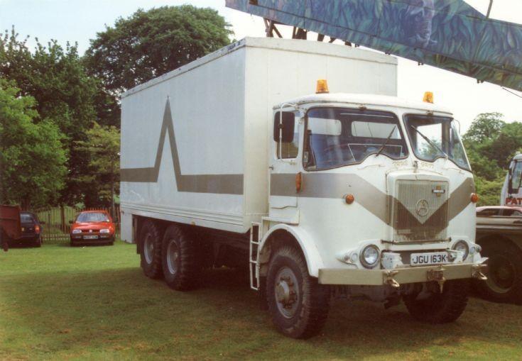 1972 Atkinson 6x6