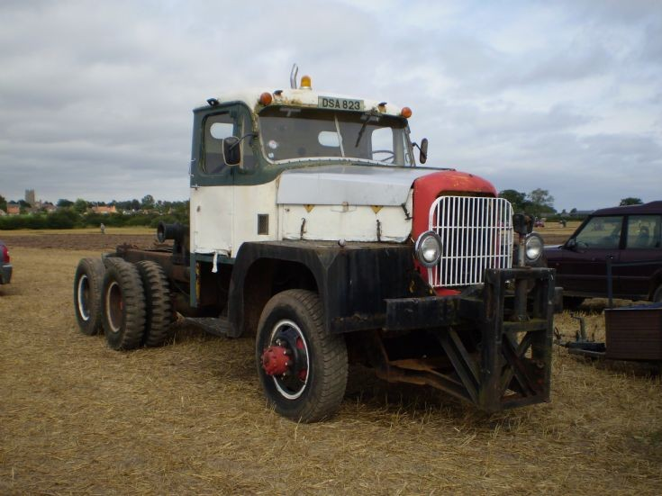 Photo of 1942 Mack 6x6 Ex Grampian Roads