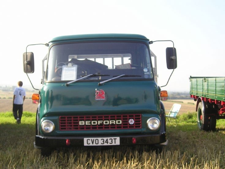1978 Bedford TK550 taken at a show in 2005
