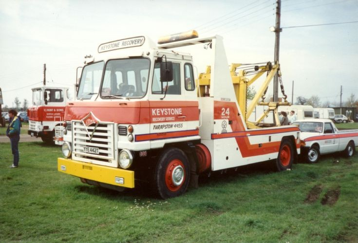 1978 Foden Haulmaster recovery - S20?