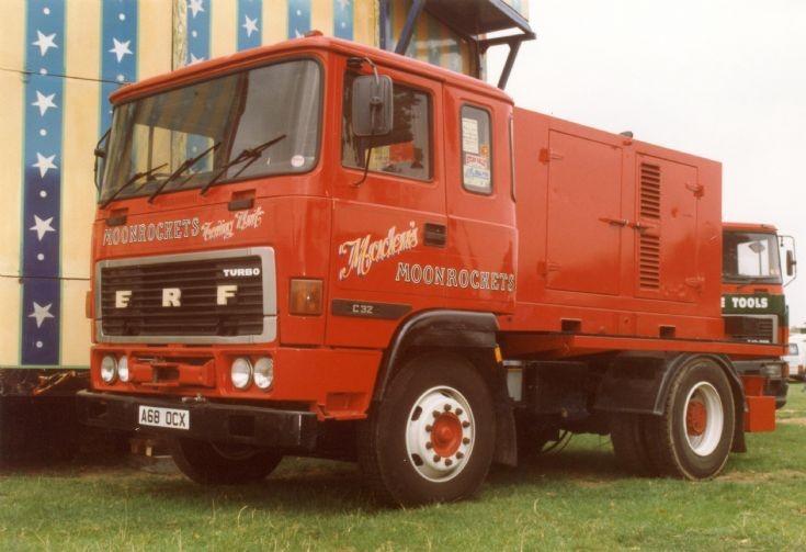 1982 ERF C Series Powerplant