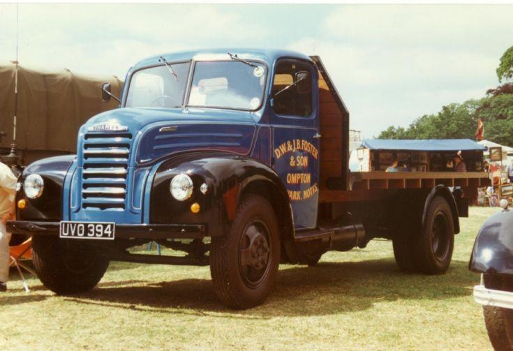 1954 Fordson Thames Trader 4D