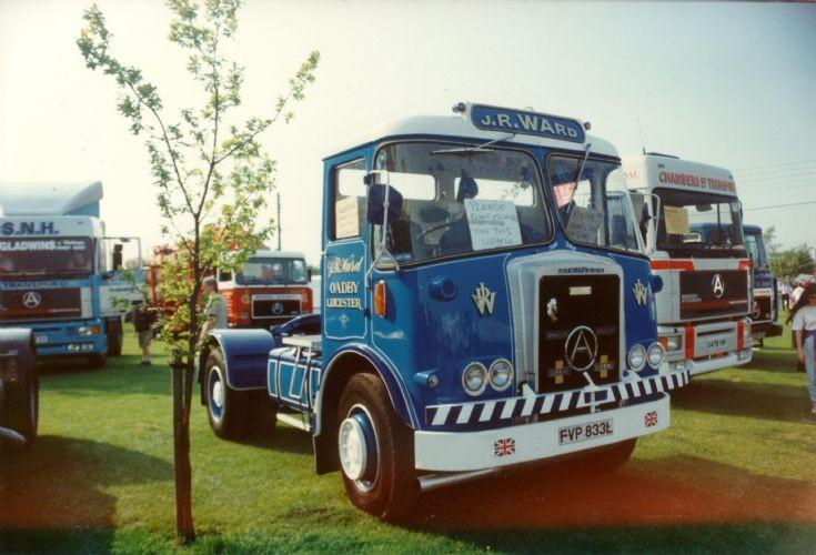 1973 Atkinson Border Tractor Unit