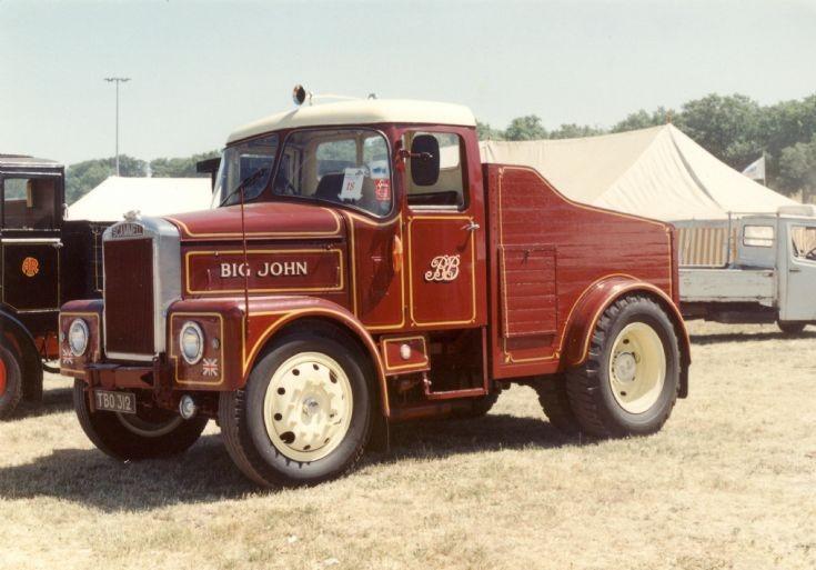 1960's Scammell Highwayman 'Big John'