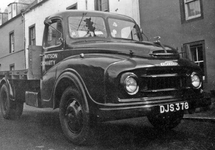 1962 Austin Loadstar MKII flatbed