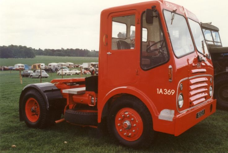 1962 Bristol BRS tractor unit
