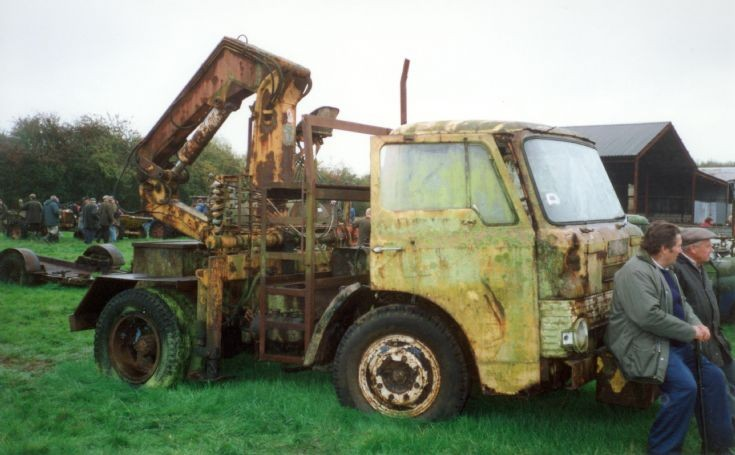 1972 Ford D series tractor unit