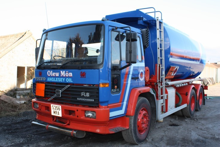 Olew Mon Anglesey Oil Volvo FL6