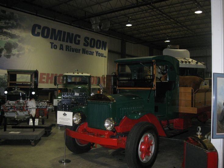 1933 Mack Model AB, Mack Truck Museum, Allentown, PA, USA