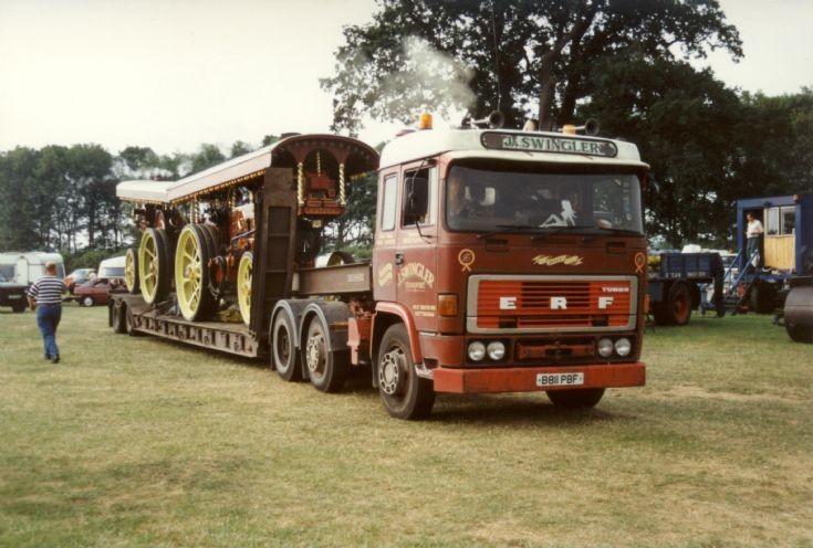1985 ERF C series J Swingler
