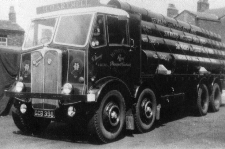1955 Mark 3 AEC Tillotson Cab