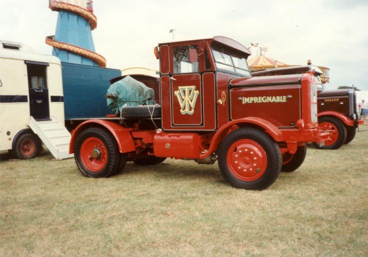 Scammell chain drive 'Impregnable'