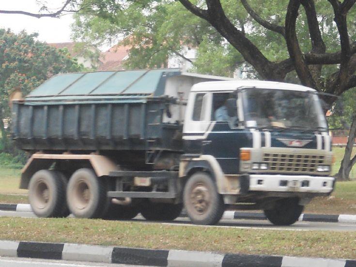 Hino Super Dolphin FS Dump Truck