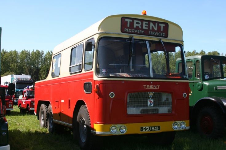 AEC 6x6 Recovery Trent Buses