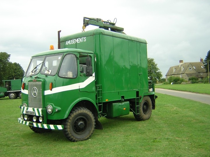 Lendrums' Atkinson ex-Gritter in Fringford
