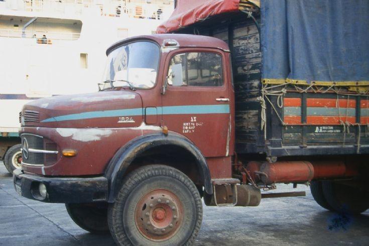 Mercedes benz financial services greece for Mercedes benz truck financial