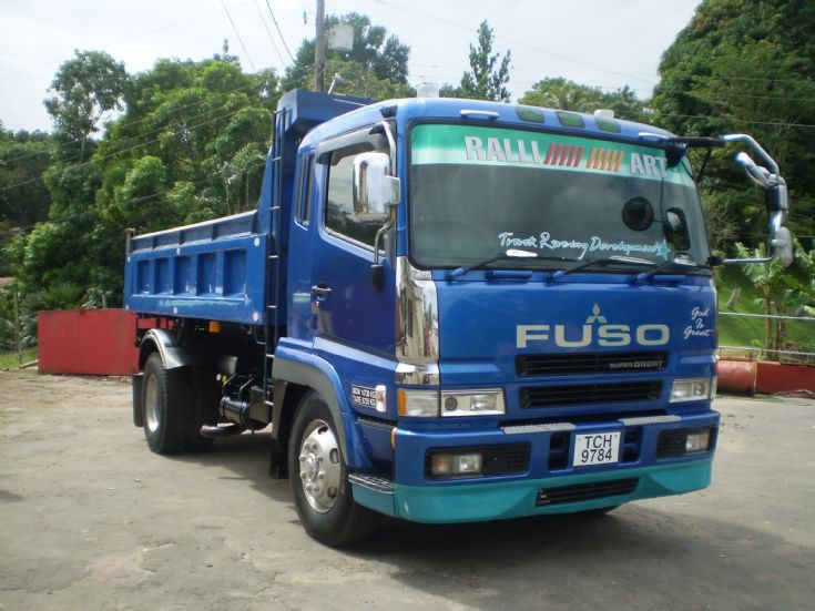 Mitubishi Fuso Super Great