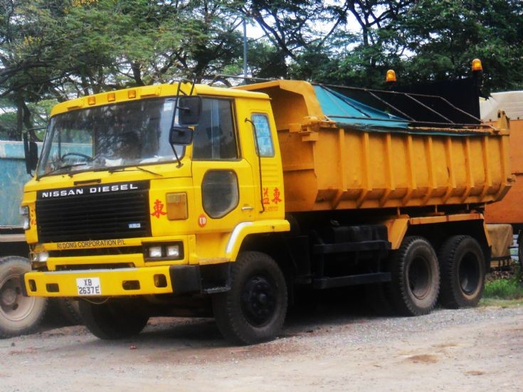 Ri Dong Corporation Pte Ltd Nissan Diesel UD CWA45 Dump Truck