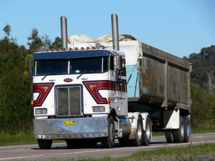 Peterbilt Cabover Trucks for Sale