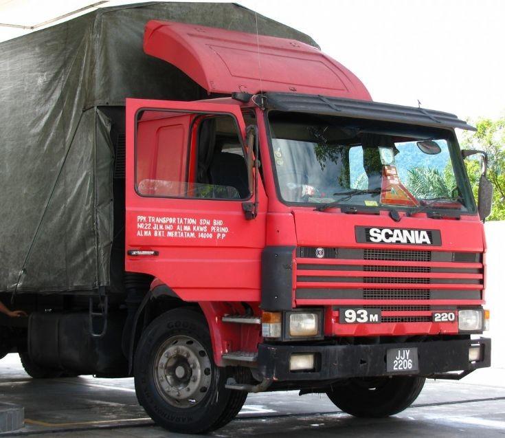 Scania 93M-220